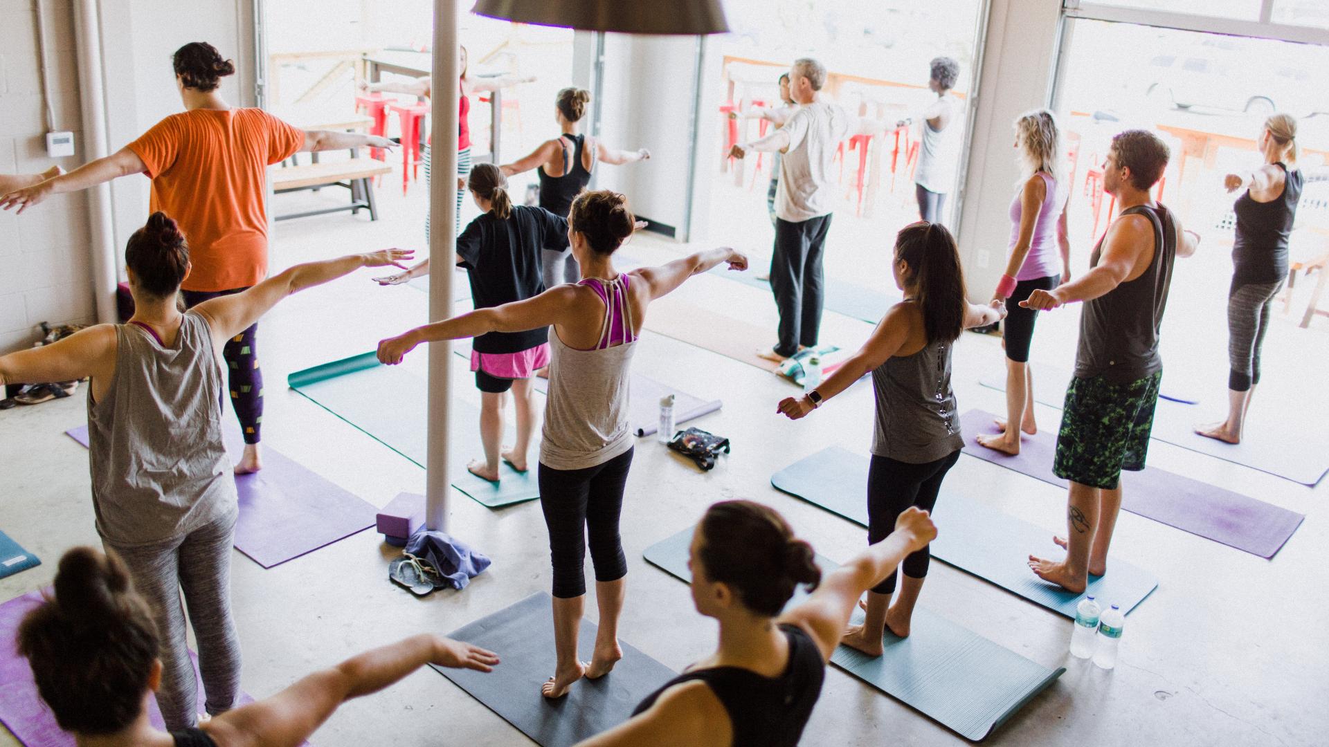 Yoga 1st Saturdays